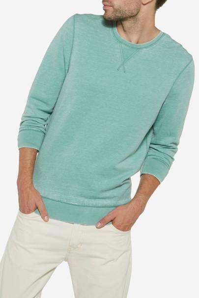 Wrangler 'Crew Sweat' jumper