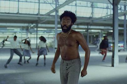 1. Childish Gambino, 'This Is America'