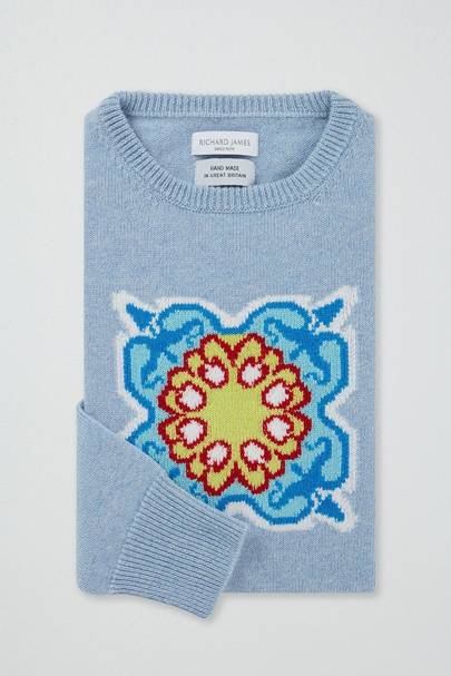Richard James jumper
