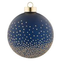 Starry night bauble by Kat + Annie