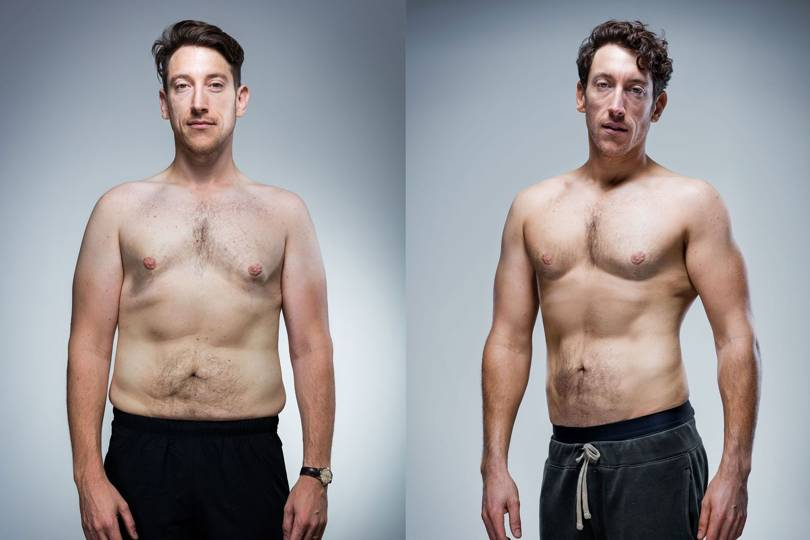How To Tone Up In A Month: How To Get Pecs In 12 Weeks