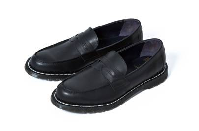 Dr Martens x Nanamica penny loafers