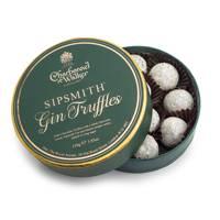 Sipsmith Gin Truffles by Charbonnel Et Walker