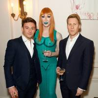 Tom Daley, Detox and Dustin Lance Black