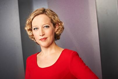 Cathy Newman on Bloody Brilliant Women