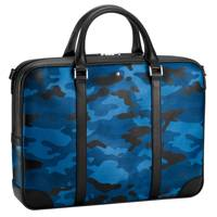 Document bag by Montblanc
