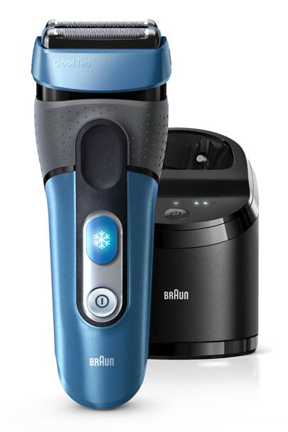 S3 CoolTech shaver by Braun