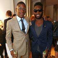 Labrinth and Tinie Tempah