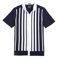 Original Penguin knitted polo shirt