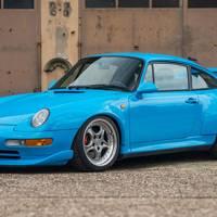 £1m+ - Porsche 993 GT2