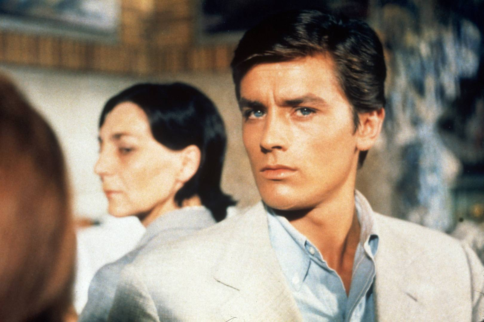 Alain Delon Women Were All Obsessed With Me British Gq