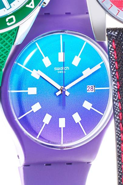 Crazy Sky by Swatch