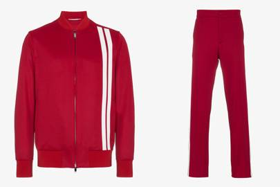 Tracksuit by Valentino