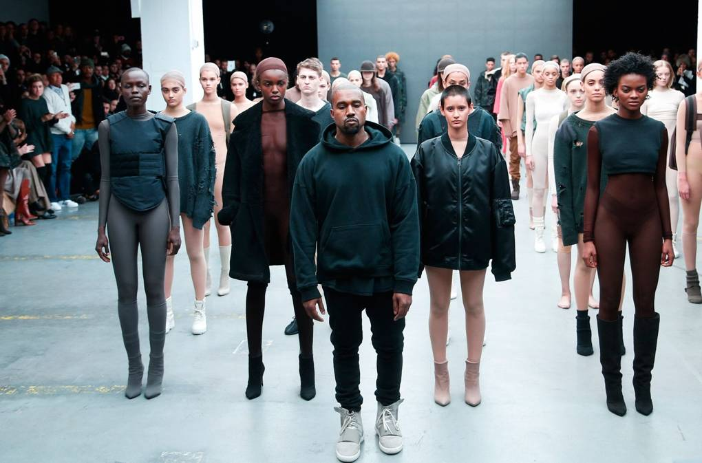Kanye West adidas Yeezy show and Boost trainers | British GQ