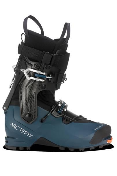 Ski boots by Arc'teryx