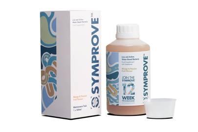 2. The probiotic - Symprove