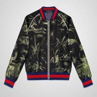 Gucci 'Garden' bomber jacket