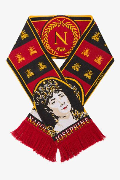 Y/Project Napoleon football scarf