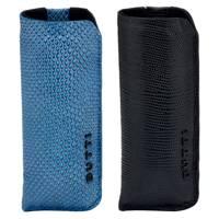 Catania Black and Emilia Blue Cases by Butti