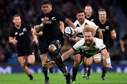 Barbarians vs New Zealand – Killik Cup