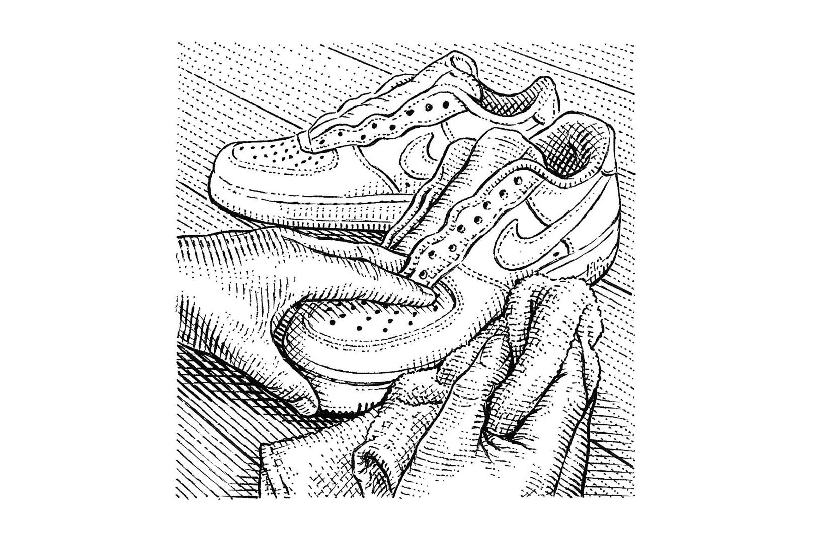 How to clean your trainers  e6e832212