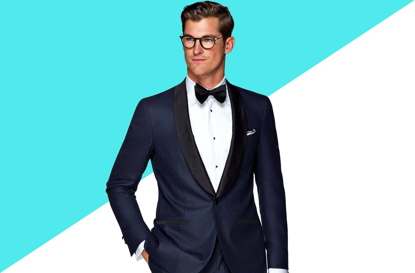 How to dress for New Year   British GQ