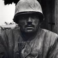 Shell Shocked Marine, Hue, Vietnam, 1968