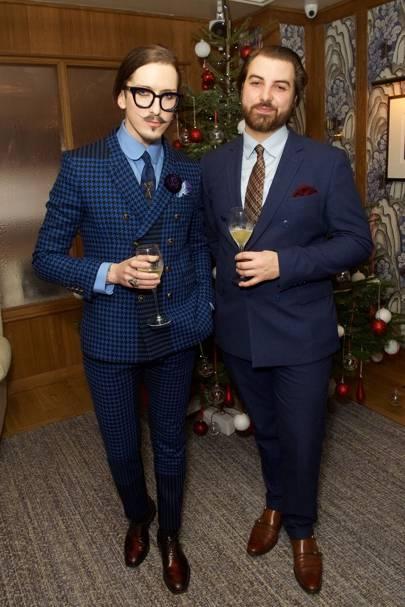Joshua Kane and Willem Pincon