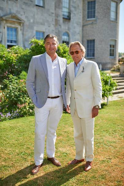 Laurent Feniou and Duke of Richmond and Gordon