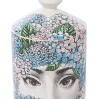 Ortensia scented candle by Fornasetti