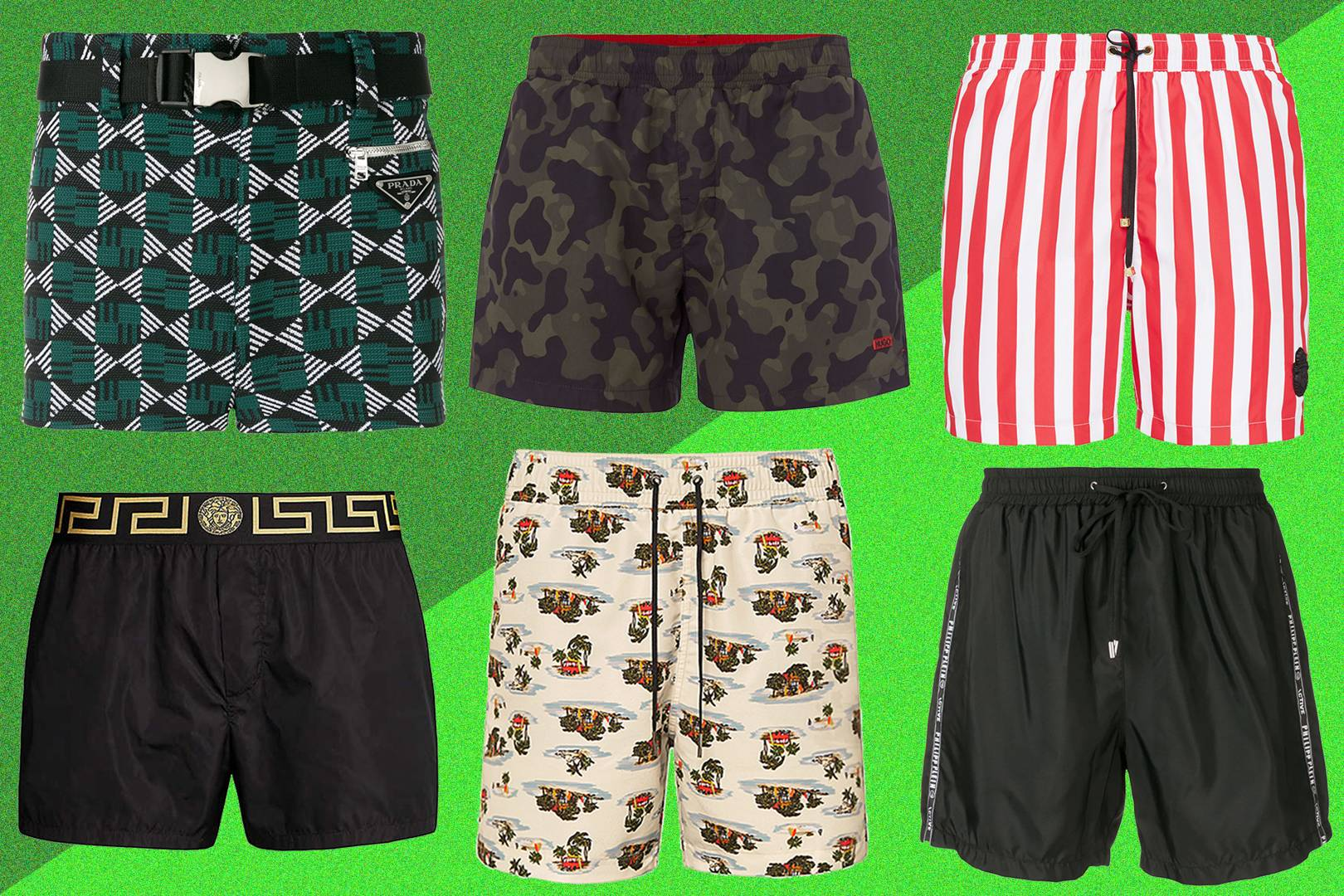 e96cec385 Best men's swim shorts for summer | British GQ