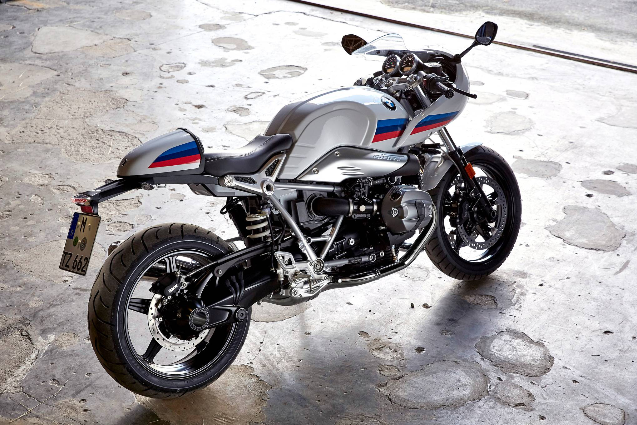 Bmw R Ninet Racer S Review British Gq