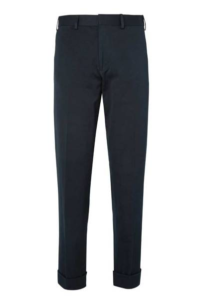 Tapered twill trousers by Dries Van Noten, £335