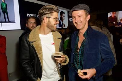 Darren Kennedy and Tom Stubbs