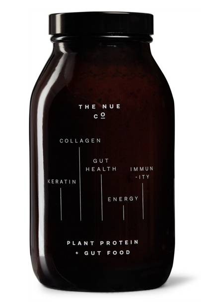 6. The Nue Co plant protein and gut food