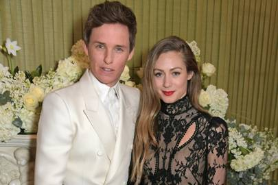 Eddie Redmayne and Hannah Bagshawe are the couple you need to dress like this spring... here's why