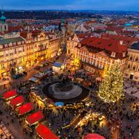 Best for stepping back in time: Old Town and Wenceslas Square, Prague