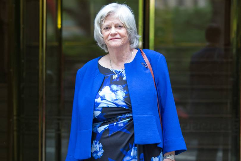 Ann Widdecombe Brexit Party: we can leave the EU without