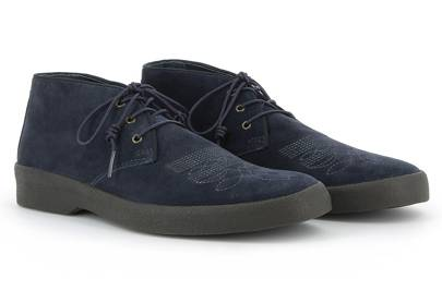 GH Bass x YMC 'Scholar' Chukka boots