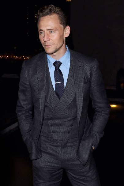 5. Tom Hiddleston