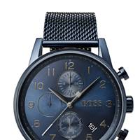 Boss GQ Men of the Year Navigator watch