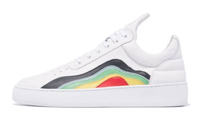 End Clothing x Filling Pieces 'Cleo Heat Map' trainers