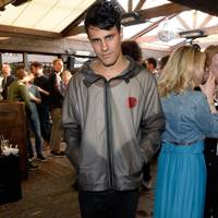 Milan Neil Amin-Smith from Clean Bandit