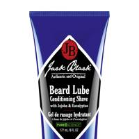 Beard lube conditioning shave by Jack Black