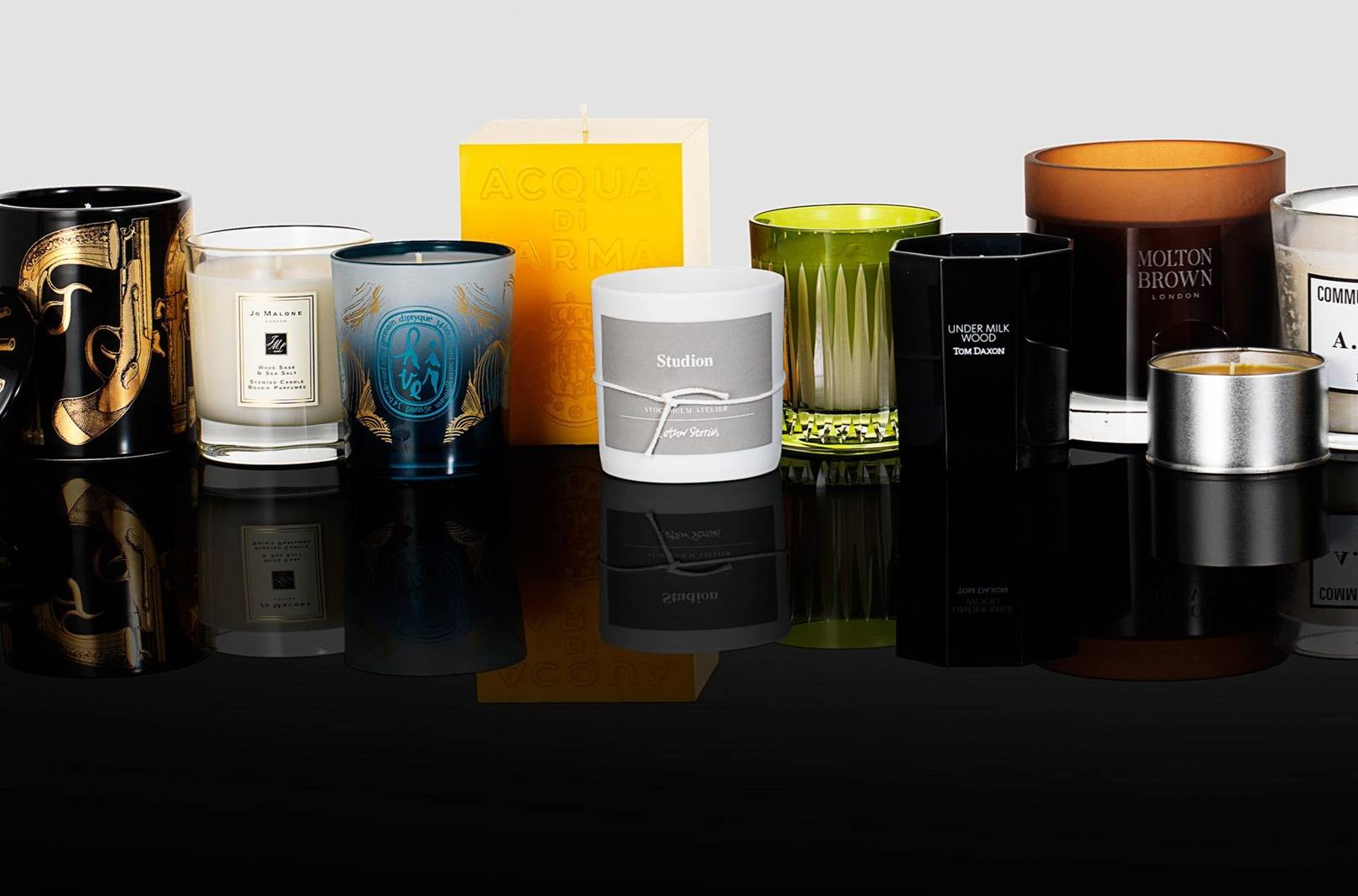 The Best Scented Candles For Men British Gq Natural Soy Wax Moody Pack