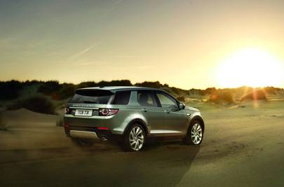 42. Land Rover Discovery Sport (To boldly go... anywhere)