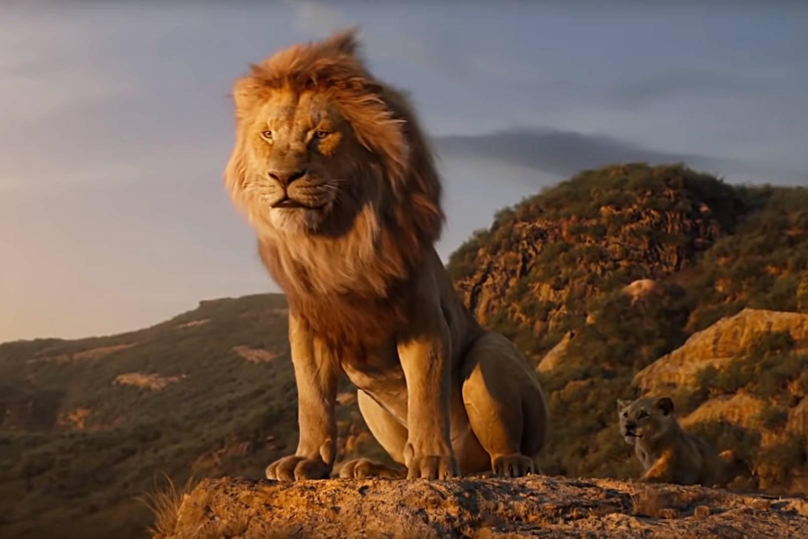 Resultado de imagem para lion king 2019