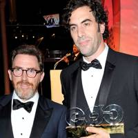 Comedian Of The Year: Sacha Baron Cohen