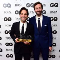 Paul Rudd and Chris O Dowd