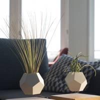 4. Soda Lyfe levitating planter